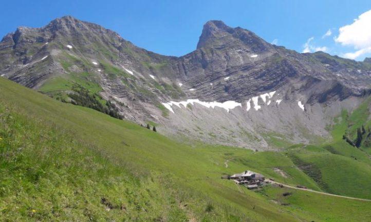 Alpage de Tissiniva (FR)