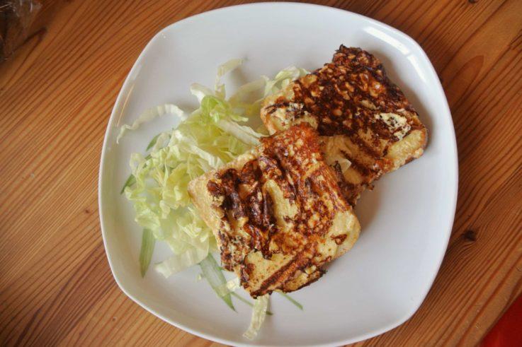 Croûtes au fromage d'alpage